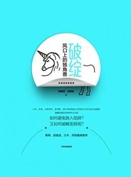 破绽:风口上的独角兽【陈歆磊】eybook.com