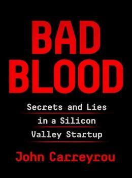 bad blood 中文 版 书